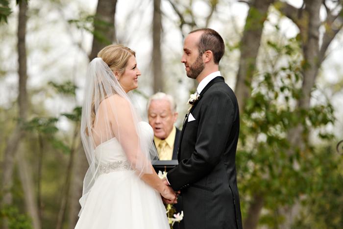 Ceremony, Real Weddings, Fall, Rustic, Outdoor, Autumn, Farm wedding