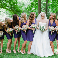 Bridesmaids, Real Weddings, Wedding Style, blue, Southern Real Weddings, Summer Weddings, Garden Real Weddings, Summer Real Weddings, Garden Weddings, Southern weddings