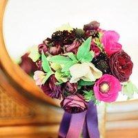 Flowers & Decor, Real Weddings, Wedding Style, purple, Bride Bouquets, Fall Weddings, West Coast Real Weddings, Fall Real Weddings, Vineyard Real Weddings, Vineyard Weddings