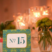 Stationery, Real Weddings, Wedding Style, green, Table Numbers, Modern Real Weddings, Modern Weddings, mid-atlantic real weddings
