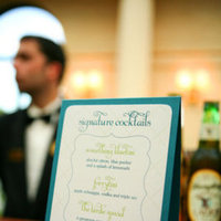 Stationery, Real Weddings, Wedding Style, Menu Cards, Modern Real Weddings, Modern Weddings, mid-atlantic real weddings