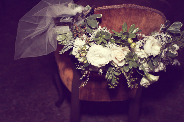 Flowers & Decor, Real Weddings, Wedding Style, ivory, green, brown, Tables & Seating, Fall Weddings, Rustic Real Weddings, Southern Real Weddings, Fall Real Weddings, Shabby Chic Real Weddings, Rustic Weddings, Shabby Chic Weddings, Fall Wedding Flowers & Decor, Rustic Wedding Flowers & Decor