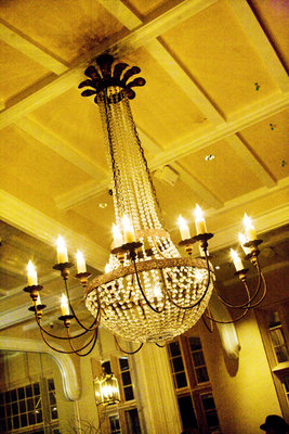 Real Weddings, West Coast Real Weddings, Chandeliers