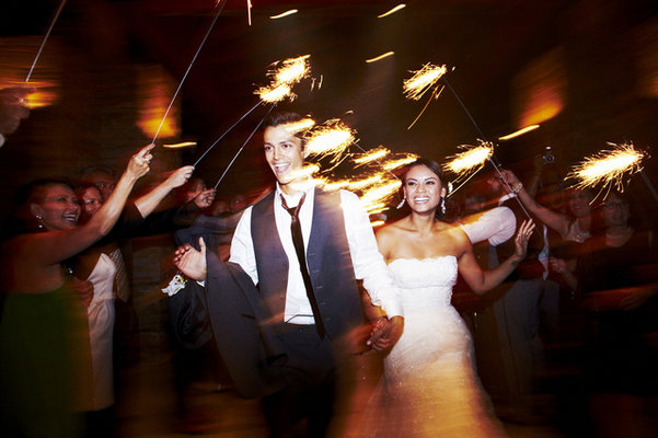 Real Weddings, Wedding Style, West Coast Real Weddings, Classic Real Weddings, Glam Real Weddings, Classic Weddings, Glam Weddings, Sparklers