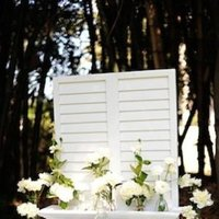 Flowers & Decor, Real Weddings, Wedding Style, Modern Real Weddings, West Coast Real Weddings, Modern Weddings, Vintage Wedding Flowers & Decor