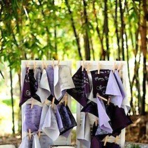 Stationery, Real Weddings, Wedding Style, purple, Guestbooks, Modern Real Weddings, West Coast Real Weddings, Modern Weddings