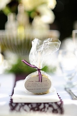 Favors & Gifts, Real Weddings, Wedding Style, Modern Real Weddings, West Coast Real Weddings, Modern Weddings, Guest gifts, Edible Wedding Favors & Gifts