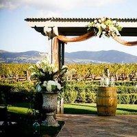 Flowers & Decor, Real Weddings, Wedding Style, Ceremony Flowers, West Coast Real Weddings, Vineyard Real Weddings, Vineyard Weddings, Vineyard Wedding Flowers & Decor