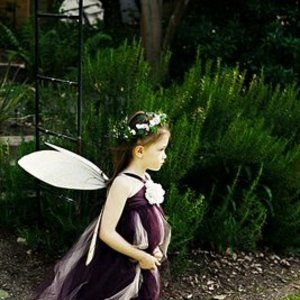 Real Weddings, Wedding Style, West Coast Real Weddings, Garden Real Weddings, Garden Weddings, purple, Kids, Flower Girls, Fashion, Flower Girl Dresses