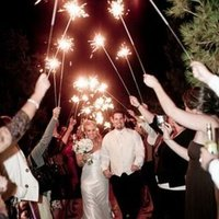 Real Weddings, Wedding Style, West Coast Real Weddings, Vineyard Real Weddings, Vineyard Weddings, Sparklers