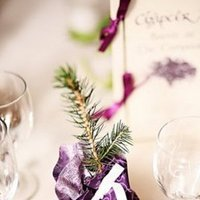Favors & Gifts, Real Weddings, Wedding Style, purple, West Coast Real Weddings, Garden Real Weddings, Garden Weddings, Guest gifts, Eco-Friendly (Eco-Friendly Wedding Favors & Gifts)