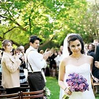 Real Weddings, Wedding Style, West Coast Real Weddings, Garden Real Weddings, Garden Weddings