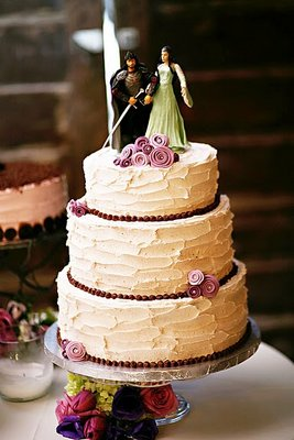 Cakes, Real Weddings, Wedding Style, purple, Garden Wedding Cakes, Wedding Cakes, West Coast Real Weddings, Garden Real Weddings, Garden Weddings