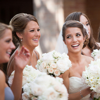 Flowers & Decor, Real Weddings, Bridesmaid Bouquets, Southern Real Weddings, Classic Real Weddings, Classic Weddings