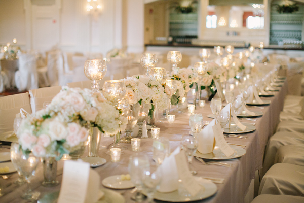 Flowers & Decor, Real Weddings, Wedding Style, ivory, Centerpieces, Southern Real Weddings, Classic Real Weddings, Classic Weddings, Classic Wedding Flowers & Decor, Southern weddings