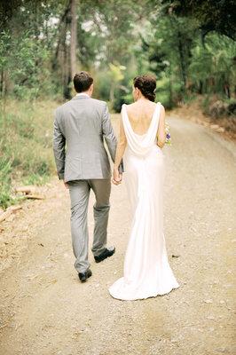 Romantic Wedding Dresses, Destinations, Fashion, Real Weddings, Wedding Style, Australia, Spring Weddings, Spring Real Weddings, Vintage Real Weddings, Vintage Weddings, backs
