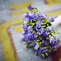 Flowers & Decor, Real Weddings, Wedding Style, purple, Bride Bouquets, Modern Real Weddings, City Real Weddings, City Weddings, Modern Weddings