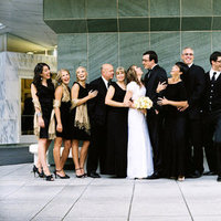 Real Weddings, black, West Coast Real Weddings, Winter Weddings, Classic Real Weddings, Winter Real Weddings, Classic Weddings
