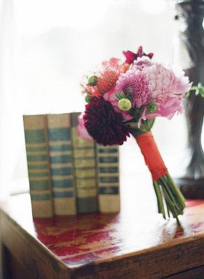 Flowers & Decor, Real Weddings, Wedding Style, Bridesmaid Bouquets, Modern Real Weddings, Summer Weddings, West Coast Real Weddings, Summer Real Weddings, Modern Weddings, Modern Wedding Flowers & Decor, Summer Wedding Flowers & Decor