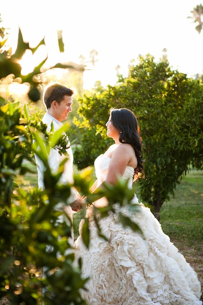 Real Weddings, Vineyard, Summer Weddings, West Coast Real Weddings, Summer Real Weddings, Bright, Organic, Farm, Whimsical, Vibrant, Orchard, West Coast Weddings