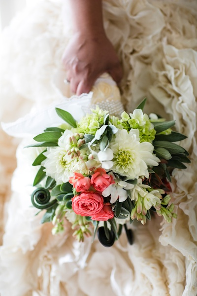 Flowers & Decor, Real Weddings, pink, Vineyard, Summer Weddings, West Coast Real Weddings, Summer Real Weddings, Bright, Organic, Farm, Whimsical, Vibrant, Orchard, West Coast Weddings, Bridal Bouquets
