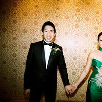 Real Weddings, green, black, Glam Real Weddings, Glam Weddings