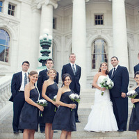 Real Weddings, Wedding Style, white, Spring Weddings, Classic Real Weddings, Midwest Real Weddings, Spring Real Weddings, Classic Weddings