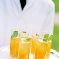 Real Weddings, yellow, Classic Real Weddings, Food & Drink