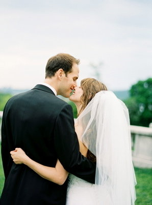 Real Weddings, white, black, Classic Weddings, new york weddings, new york real weddings