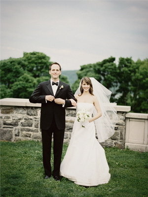 Real Weddings, white, black, Classic Real Weddings, Classic Weddings, new york weddings, new york real weddings