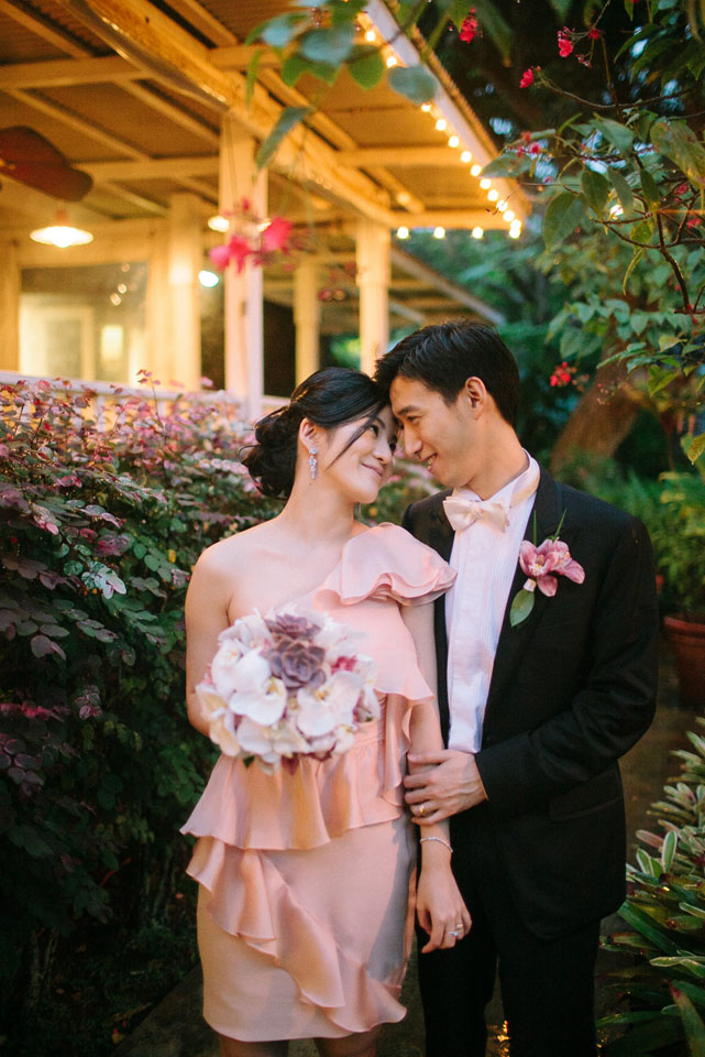 Real Weddings, Destination Weddings, Summer Weddings, Summer Real Weddings, Tuxedo, Pink dress, Reception dress, Destination Real Wedding, Hawaiian Real Wedding, Hawaiian Weddings, Tropical Weddings, Tropical Real Weddings