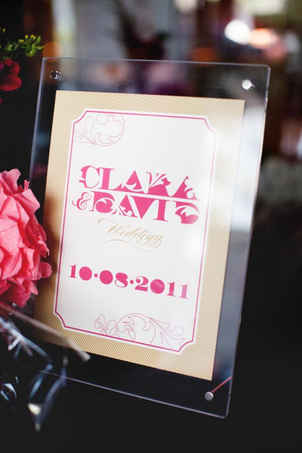 Stationery, Real Weddings, Wedding Style, Northeast Real Weddings, Modern Real Weddings, Modern Weddings, Wedding signs, modern wedding signs