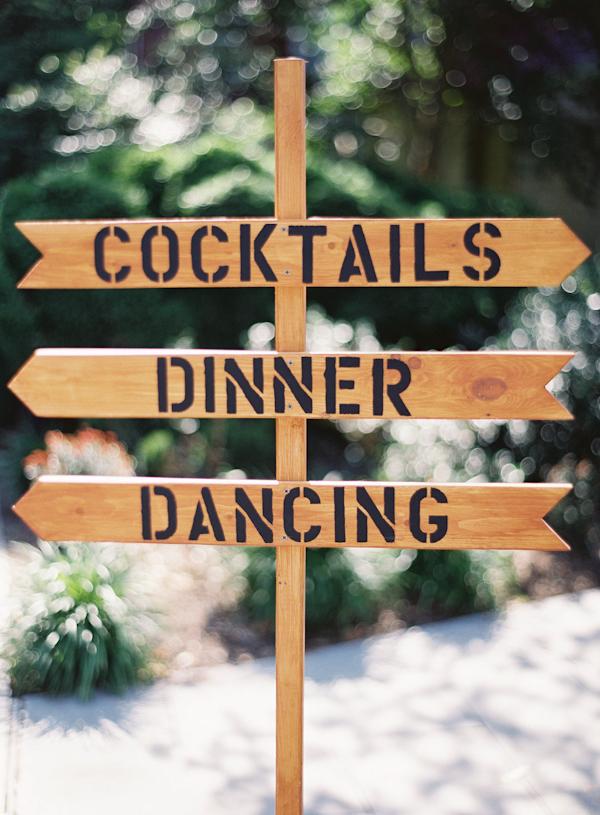 DIY, Reception, Real Weddings, Summer Real Weddings, Summer wedding, Handmade, Signage, East Coast Real Weddings, East Coast Weddings, Picnic Real Wedding, Picnic Wedding, Sophisticated Real Weddings, Sophisticated Weddings