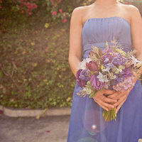 Real Weddings, purple, Bridesmaid Bouquets, Rustic Real Weddings, Summer Weddings, West Coast Real Weddings, Summer Real Weddings, Rustic Weddings