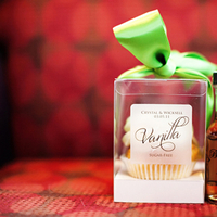 Favors & Gifts, Real Weddings, Wedding Style, brown, Edible Wedding Favors, Southern Real Weddings, Classic Real Weddings, Classic Weddings, Alcohol, Rum, Guest gifts, Food & Drink