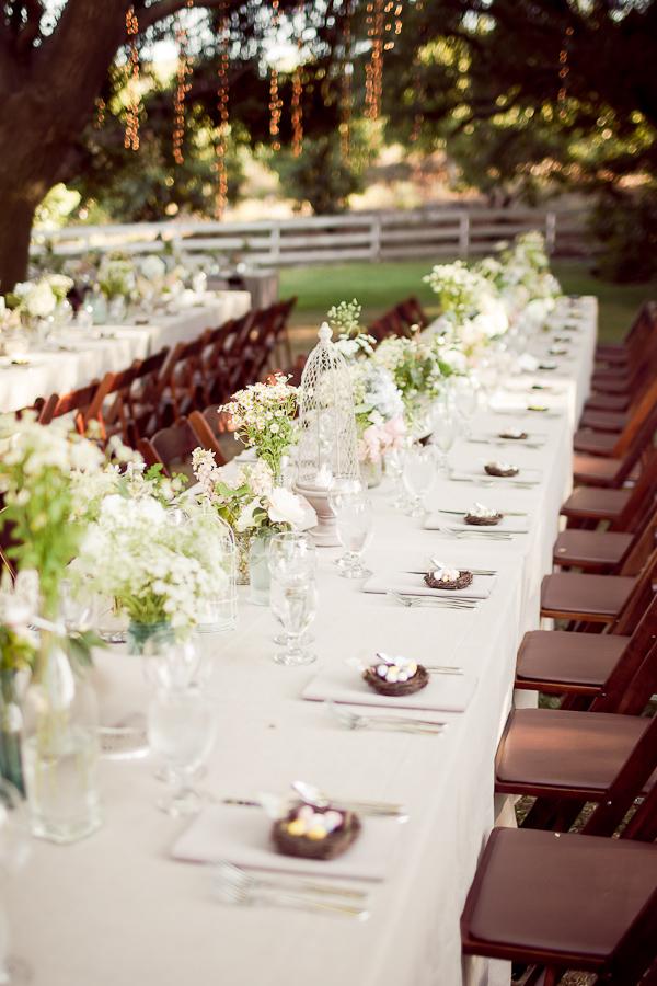 Flowers & Decor, Real Weddings, Wedding Style, Tables & Seating, Spring Weddings, West Coast Real Weddings, Garden Real Weddings, Spring Real Weddings, Garden Weddings, Spring Wedding Flowers & Decor, Pastel