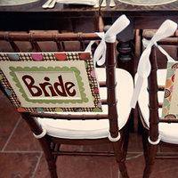 Flowers & Decor, Real Weddings, Wedding Style, Beach Real Weddings, Summer Weddings, West Coast Real Weddings, Summer Real Weddings, Beach Weddings, Modern Wedding Flowers & Decor, Wedding signs