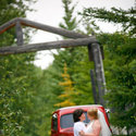 1375614309 thumb 1370988189 real weddings dawn and lori canmore alberta 2