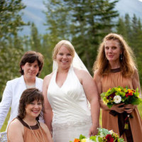 Real Weddings, Wedding Style, Off the Beaten Path, Fall Weddings, Fall Real Weddings, Canada, same sex weddings, Same Sex Real Weddings