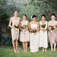 Beauty, Bridesmaids, Bridesmaid Dresses, Real Weddings, Wedding Style, ivory, Spring Weddings, Summer Weddings, Garden Real Weddings, Classic Weddings, Garden Weddings, Classic Wedding Flowers & Decor, Fall Wedding Flowers & Decor, Garden Wedding Flowers & Decor, Spring Wedding Flowers & Decor, Summer Wedding Flowers & Decor, Vineyard Wedding Flowers & Decor, Bridal party, Champagne, Real wedding