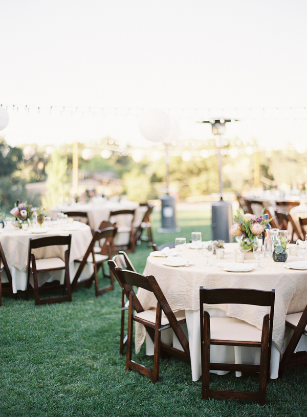 Reception, Summer, Outdoor, Natural, Real wedding