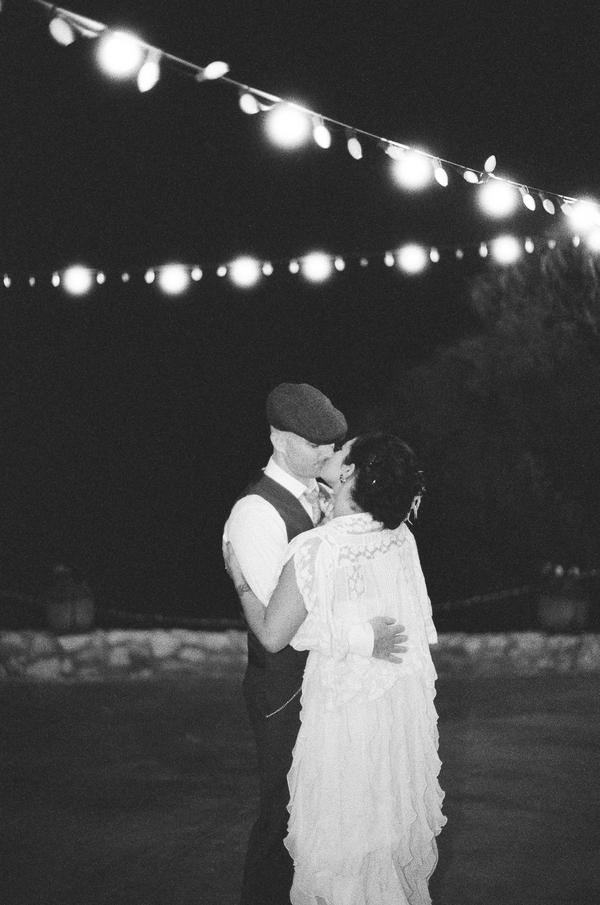 Real Weddings, First dance
