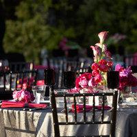 Flowers & Decor, Real Weddings, Wedding Style, pink, Spring Weddings, Glam Real Weddings, Spring Real Weddings, Glam Weddings, Glam Wedding Flowers & Decor