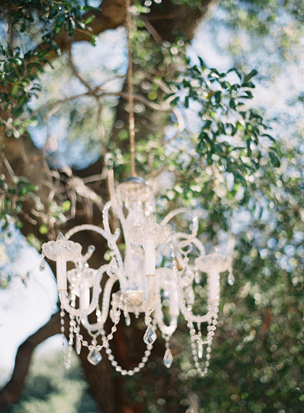 Flowers & Decor, Wedding Style, Lighting, West Coast Real Weddings, Shabby Chic Real Weddings, Shabby Chic Weddings, Vintage Wedding Flowers & Decor, Chandeliers, real wedidngs