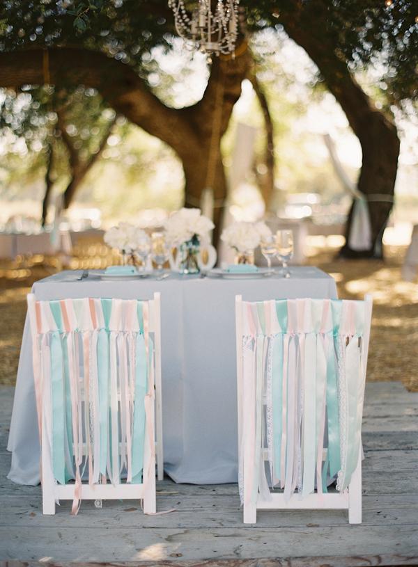 Flowers & Decor, Wedding Style, West Coast Real Weddings, Shabby Chic Real Weddings, Shabby Chic Weddings, Rustic Wedding Flowers & Decor, Vintage Wedding Flowers & Decor, Chair decor, real wedidngs