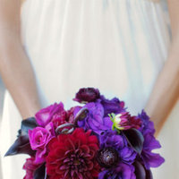 Flowers & Decor, Real Weddings, Wedding Style, red, purple, Bride Bouquets, Fall Weddings, West Coast Real Weddings, Fall Real Weddings, Glam Real Weddings, Vineyard Real Weddings, Glam Weddings, Vineyard Weddings, Glam Wedding Flowers & Decor, Vineyard Wedding Flowers & Decor