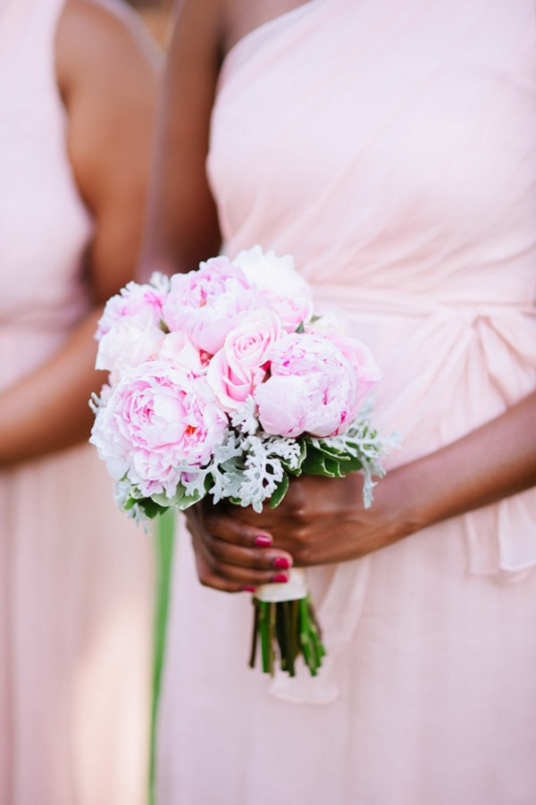 Flowers & Decor, Bridesmaids, Real Weddings, pink, Classic Real Weddings, Classic Weddings, Classic Wedding Flowers & Decor, Spring Wedding Flowers & Decor, Bridesmaids bouquets, East Coast Real Weddings, East Coast Weddings, Romantic Real Weddings, Romantic Weddings
