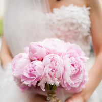 Flowers & Decor, Real Weddings, Wedding Style, pink, Bride Bouquets, Modern Real Weddings, Spring Weddings, Spring Real Weddings, Modern Weddings, Spring Wedding Flowers & Decor, Peony, Poenies, Bridal Bouquets, East Coast Real Weddings, East Coast Weddings