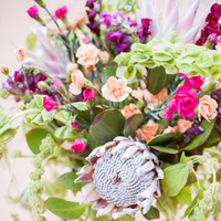 Flowers & Decor, Real Weddings, Wedding Style, Modern Real Weddings, Summer Weddings, West Coast Real Weddings, Summer Real Weddings, Modern Weddings, Summer Wedding Flowers & Decor, Colorful, Vibrant, Indian wedding, Jewish wedding, West Coast Weddings, Multicultural Real Weddings, Multicultural Weddings, Indian Real Wedding, Jewish Real Wedding