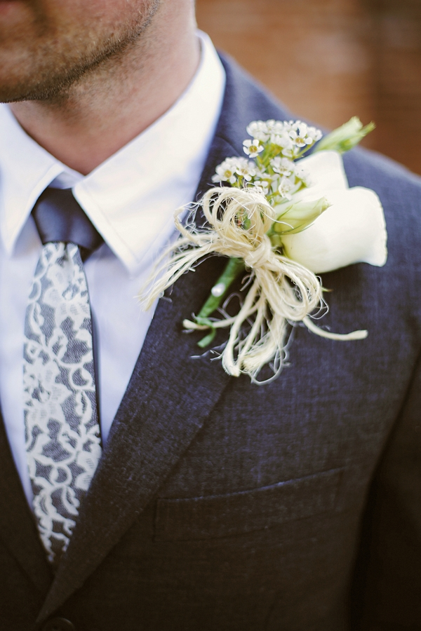 Real Weddings, Wedding Style, ivory, Boutonnieres, Fall Weddings, Rustic Real Weddings, Southern Real Weddings, Fall Real Weddings, Vintage Real Weddings, Rustic Weddings, Vintage Weddings, Rustic Wedding Flowers & Decor, Bout, Southern weddings